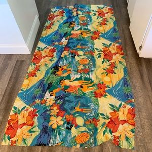 Accessories - Scarf tropical